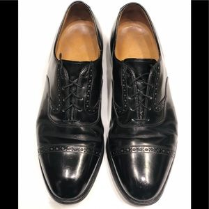 Johnston & Murphy Heritage Collection Size 10 D